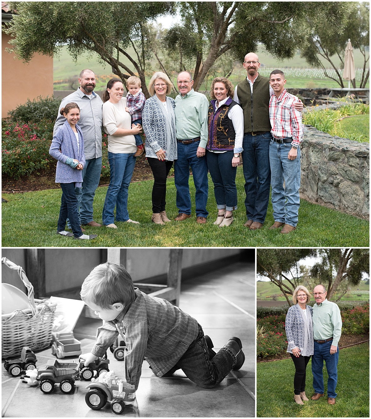 best of 2016 Nikkels Photography | Highlights from Portrait Sessions in San Luis Obispo County