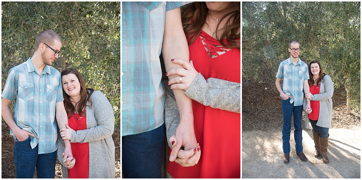 Terra Mia Paso Robles Engagement Session, country themed