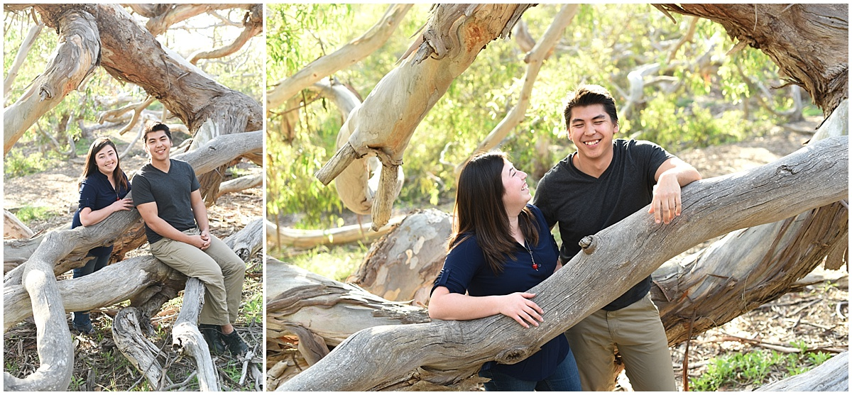Montana De Oro, California Engagement Session