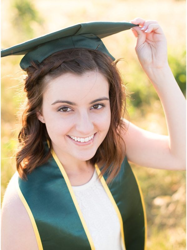 Cal Poly Graduating Senior Photos at Terrace Hill in San Luis Obispo, CA