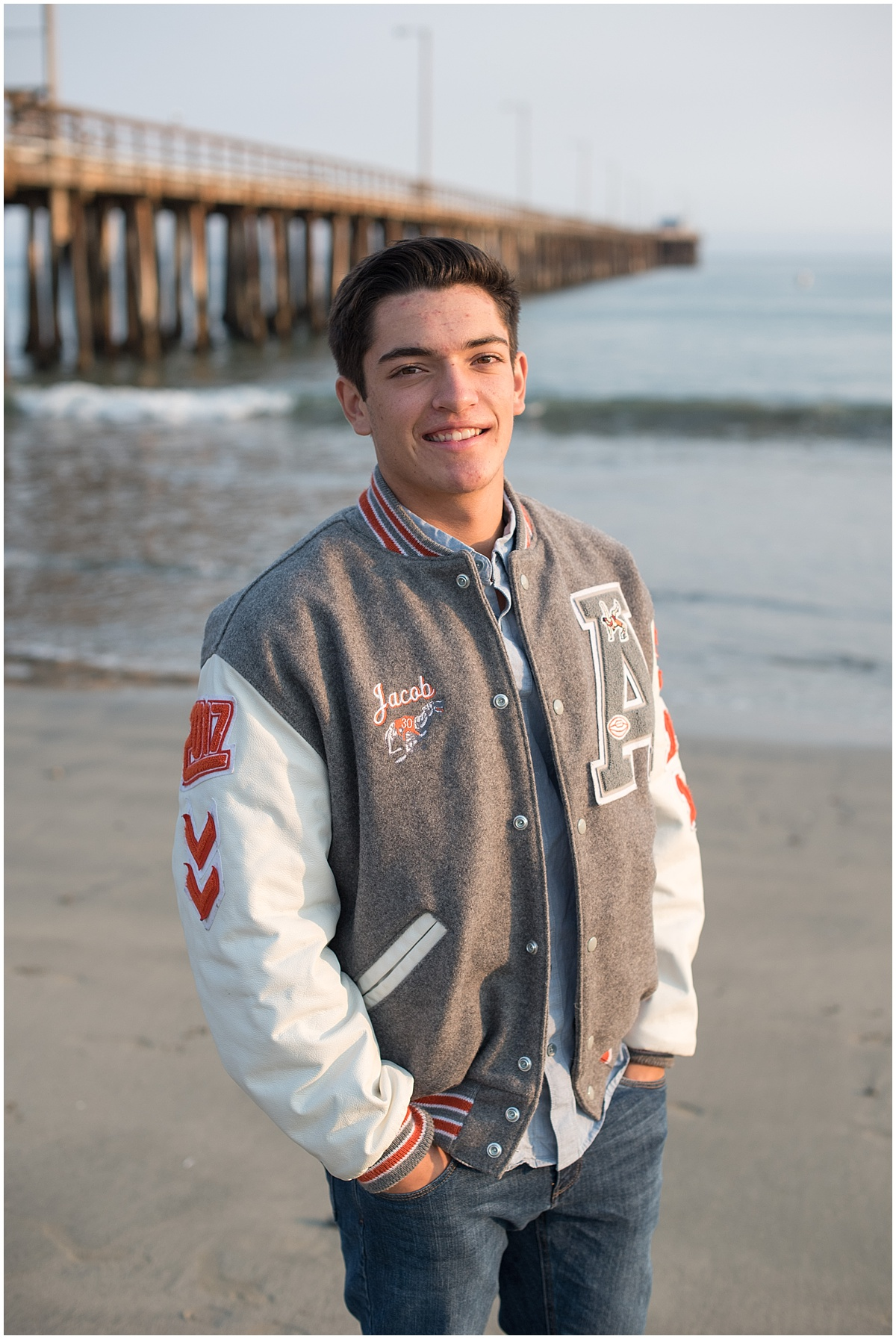 San Luis Obispo Senior Photographer Graduation Photos