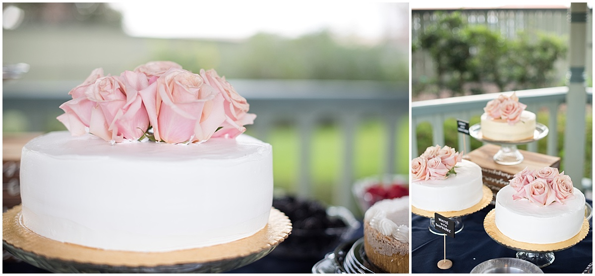 The Victorian Estate Wedding in Arroyo Grande California with navy and pinks.