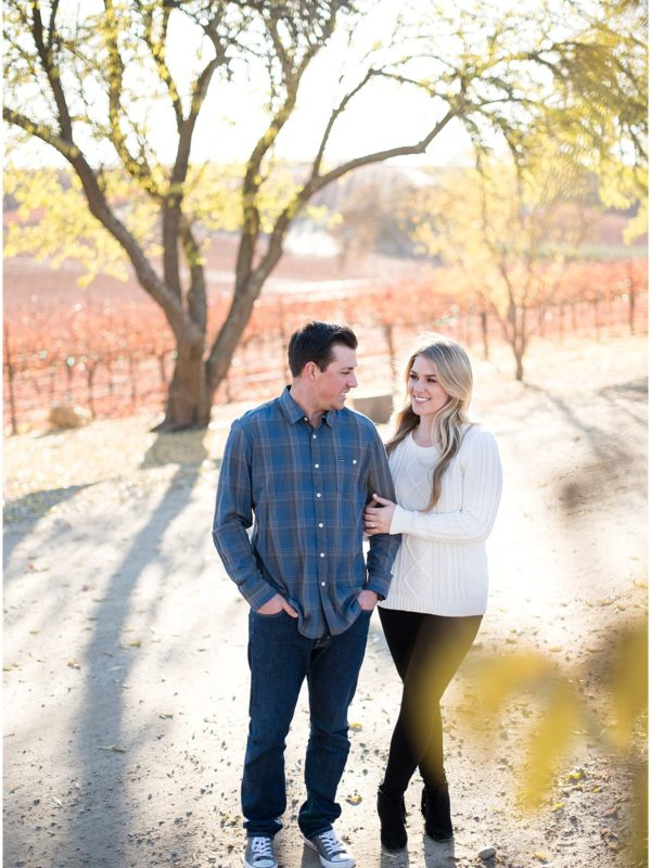 Katlin & Sean | Engagements | Paso Robles, CA