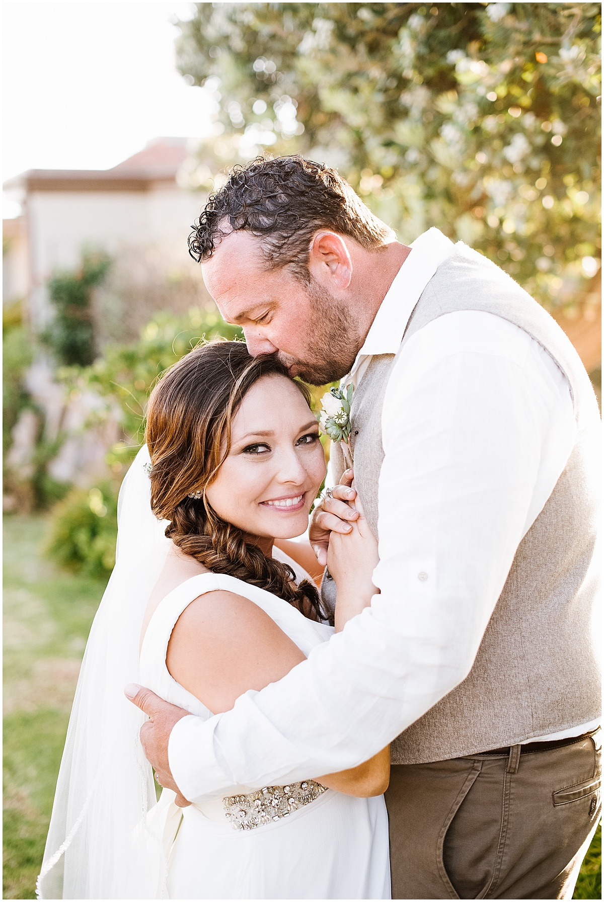 Cayucos Beach Wedding in San Luis Obispo County