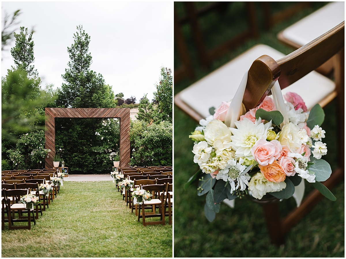 The Grace Marilyn Estate and Ranch Summer British Wedding