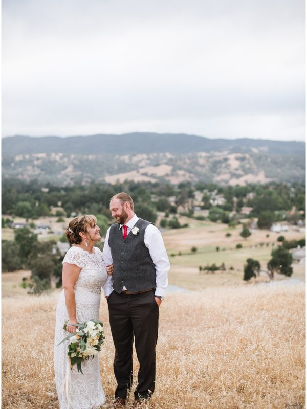 Mr. & Mrs. Glasgow | Weddings | Atascadero, CA